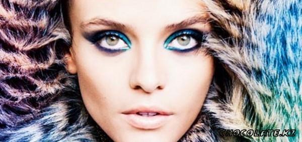 модный макияж 2013