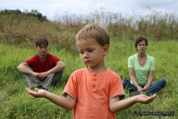 развод родителей
