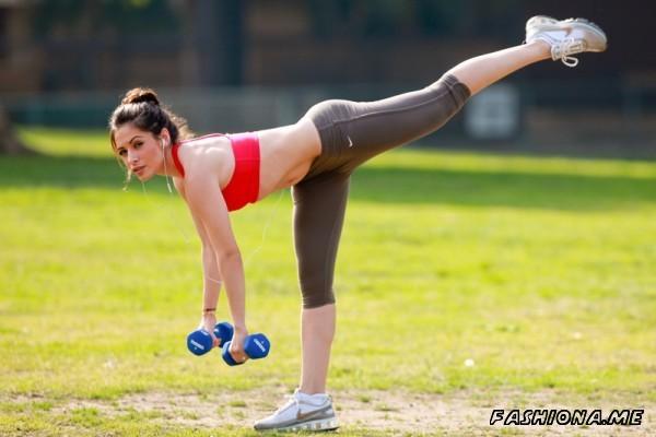 фитнес для девушек