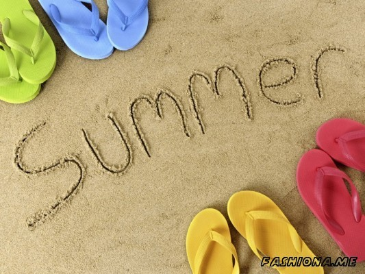 лето веселье