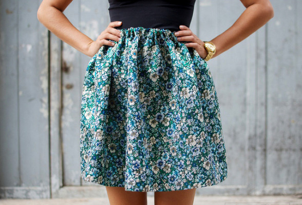 Handmade юбки